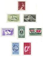 EGYPT, Commemoratives, ** MNH, F/VF - Egypt