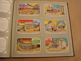 PRAACHT EN PRAAL VAN HET ANTIEKE ROME  Liebig Série Reeks 6 Chromos Nederlandse Taal Trading Cards Chromo - Liebig