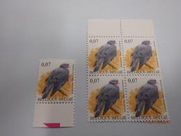 2002 Buzin 3069 Holenduif 4+1 - 1985-.. Vögel (Buzin)