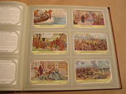 GESCHIEDENIS VAN DENEMARKEN Danemark  Liebig Série Reeks 6 Chromos Nederlandse Taal Trading Cards Chromo - Liebig