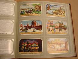 GESCHIEDENIS VAN MOSKOU Moscou Liebig Série Reeks 6 Chromos Nederlandse Taal Trading Cards Chromo - Liebig
