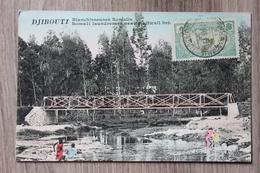 DJIBOUTI - BLANCHISSEUSES SOMALIS - Djibouti