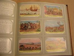 GESCHIEDENIS VAN ARGENTINIE Histoire De L'Argentine  Liebig Série Reeks 6 Chromos Nederlandse Taal Trading Cards Chromo - Liebig