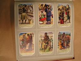 HOE ZIJ HAAR KINDEREN DRAGEN  Liebig Série Reeks 6 Chromos Nederlandse Taal Trading Cards Chromo - Liebig