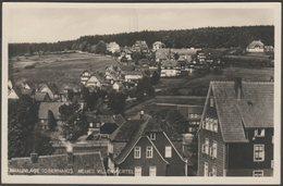 Neues Villenviertel, Braunlage, Niedersachsen, C.1930 - Lederbogen Foto AK - Braunlage