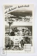Postcard Souvenir De Monaco Monte-Carlo Collage -Edit. AJAX - Year 1959 - Monte-Carlo