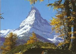 CP Suisse VS - Matterhorn, Mont Cervin - VS Valais