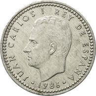 Monnaie, Espagne, Juan Carlos I, Peseta, 1986, TTB, Aluminium, KM:821 - [ 5] 1949-… : Royaume