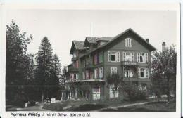 Kurhaus Plättig I, Nördl, Schw. 800 M.ü. M. - Foto Ganter - Germany