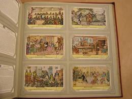 BRILLAT SAVARIN  Liebig Série Reeks 6 Chromos Nederlandse Taal Trading Cards Chromo - Liebig