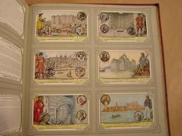 STAATSGEVANGENISSEN EN HUN BEROEMDE GASTEN Prisons  Liebig Série Reeks 6 Chromos Nederlandse Taal Trading Cards Chromo - Liebig