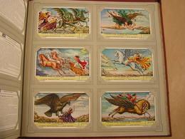 VLIEGENDE GODEN EN HELDEN DER OUDE GRIEKEN Légendes Liebig Série Reeks 6 Chromos Nederlandse Taal Trading Cards Chromo - Liebig