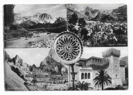 CAVE DI CARRARA - VEDUTE - VIAGGIATA FG - Carrara