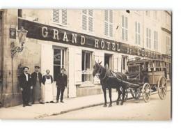 CPA 52 Carte Photo Langres Grand Hotel De L'Europe - Langres