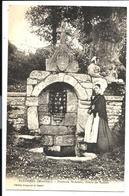 PLOERMEL - Fontaine Saint-Armel (vers 1919) - Ploërmel