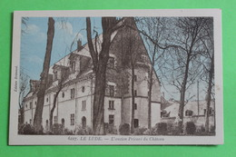 CPA 72  LE LUDE CHATEAU &&&&&& - Other Municipalities