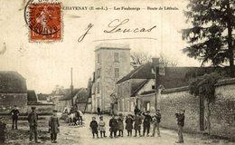28 CHATENAY - Les Faubourgs - Route De Léthuin - Autres Communes