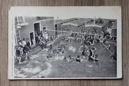 ROCKAWAY BEACH / BATHING SCENE - New York City