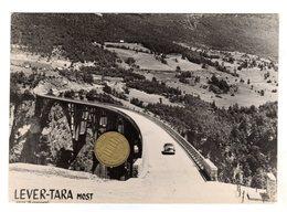 Comune Di Pljevlja LEVER - TARA MOST - Non Viaggiata Anni 50 - Montenegro