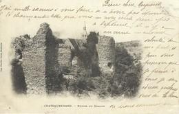 45 - Chateaurenard - Ruines Du Donjon - Francia