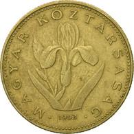 Monnaie, Hongrie, 20 Forint, 1993, Budapest, TB+, Nickel-brass, KM:696 - Hungary