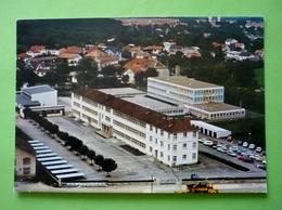 25 - Cpsm Grand Format - LE VALDAHON  - Collège D'enseignement Secondaire - France