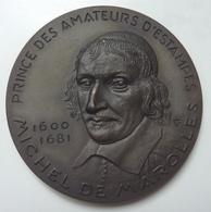 Michel De Marolles 1600 - 1681 - Royaux / De Noblesse