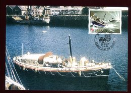 Jersey - Carte Maximum 1984 - Bateau - Jersey