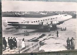 FR Avion 1953 Le Bourget  Avion ' Languedoc 161'et D Autres Sur Le Tarmac  Passerelle Touristes Sur Les Toits Terrasse - 1946-....: Era Moderna