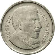 Monnaie, Argentine, 10 Centavos, 1956, TTB, Nickel Clad Steel, KM:51 - Argentine