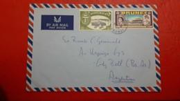 Le Brunei Enveloppe Circulé En Argentine - Brunei (1984-...)