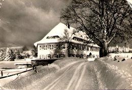 """HINTERZARTEN / Schwarzwald - Hotel - Restaurant """"Erlenbruck"""" - Hinterzarten"""