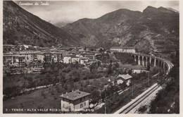 TENDA-CUNEO-ALTA VALLE ROIA-CAMPILEGIO-CARTOLINA VERA FOTOGRAFIA-VIAGGIATA 1940-50 - Cuneo