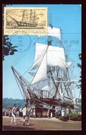Etats Unis - Carte Maximum 1971 - Bateau - Maximumkaarten