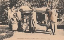 ROUANDA Missions Des Peres Blancs Cheffesse En Voyage 629H - Rwanda