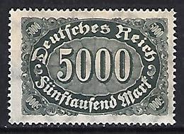 Germany 1922-23 (**) MNH  Mi.256d - Allemagne