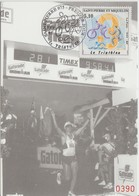 Carte Maximum 1995 Triathlon 610 - Cartes-maximum
