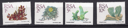 1988 - SOUTH AFRICA- Mi. Nr. 758/761 - NH - (UP121.12) - Sud Africa (1961-...)
