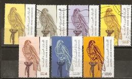 United Arab Emirates 200- Oiseau Bird Obl - United Arab Emirates