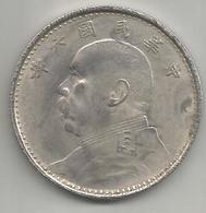 Cina, 1919/21, Dollar, Weight Gr. 20,64. - Cina