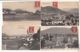 France 88 - Remiremont - 4 Cartes      - Achat Immédiate - Remiremont