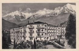 MERAN-MERANO-BOZEN-BOLZANO-PARC HOTEL-MAIA ALTA-CARTOLINA ANNO 1925-35 - Merano