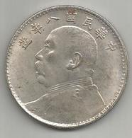 Cina, Repubblica, 1919/21, Dollar, Weight Gr. 20,28. - Cina