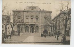 SAINT JEAN DE MAURIENNE - L'Hôtel De Ville - Saint Jean De Maurienne