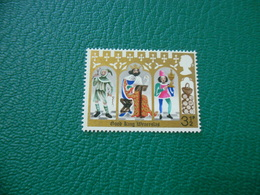 FRANCOBOLLO STAMPS   NATALE IL BUON RE VENCESLAO 3 1/2 P - 1952-.... (Elisabetta II)