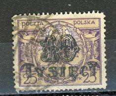 POLOGNE: Tp COURANT N° Yvert  271  Obli. - Used Stamps