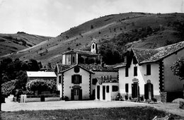 SAINT-MARTIN-D'ARROSSA - La Place - Lavielle Edition - écrite - Tbe - (carte Des Années 50) - Sonstige Gemeinden