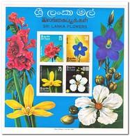 Sri Lanka 1976, Postfris MNH, Flowers - Sri Lanka (Ceylon) (1948-...)