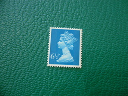 FRANCOBOLLO STAMPS   ELISABETTA II 1974  6 1/2 P - 1952-.... (Elisabetta II)