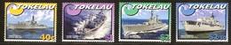 Tokelau 2005 Yvertn° 302-305 *** MNH Cote 13,50 Euro Bateaux Boten Ships - Tokelau